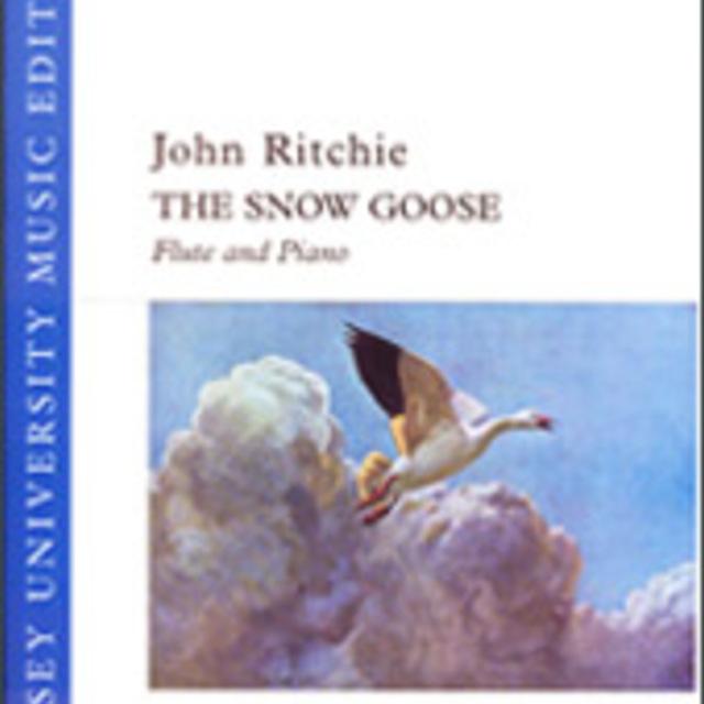 Ritchie J.: The Snow Goose; computer-set